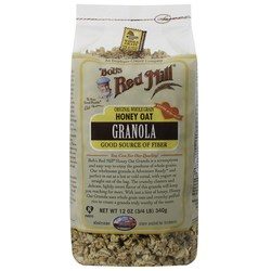 Bobs Red Mill Honey Oat Granola