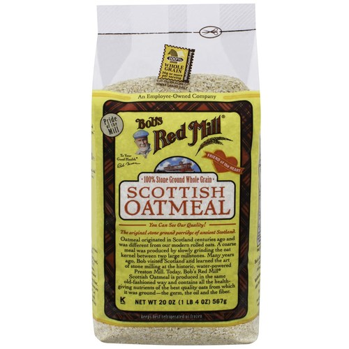 Scottish Oatmeal (4 Pack)