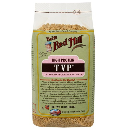 Textured Vegetable Protein (4 pack)