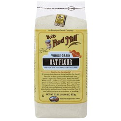 Bobs Red Mill Organic Whole Grain Oat Flour