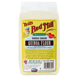 Bobs Red Mill Whole Grain Quinoa Flour