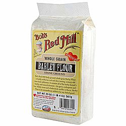 Bobs Red Mill Whole Grain Barley Flour