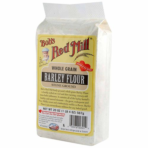 Whole Grain Barley Flour