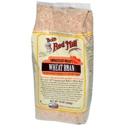 Bobs Red Mill Unprocessed Miller's Wheat Bran