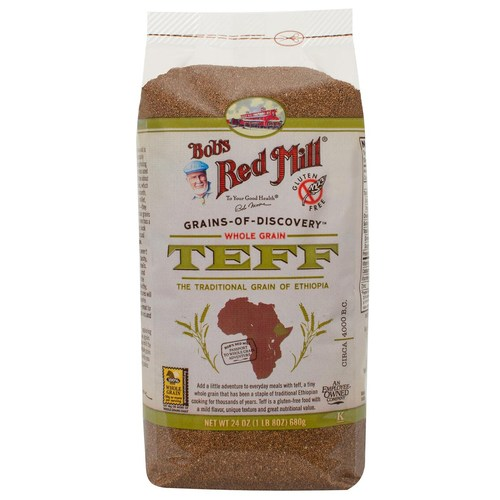 Whole Grain Teff (4 Pack)