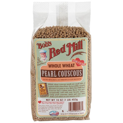 Whole Wheat Pearl Couscous (4 Pack)