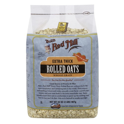 Extra Thick Rolled Oats (4 Pack)