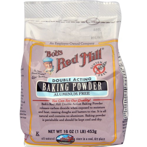 Gluten Free Baking Powder (4 Pack)