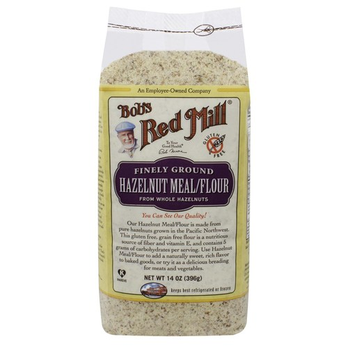 Finely Ground Hazelnut Meal/Flour (4 Pack)