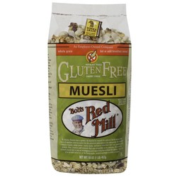 Bobs Red Mill Gluten Free Muesli (4 Pack)
