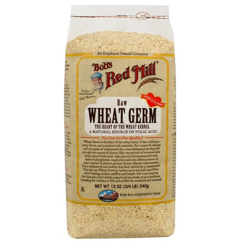 Natural Raw Wheat Germ (4 Pack)