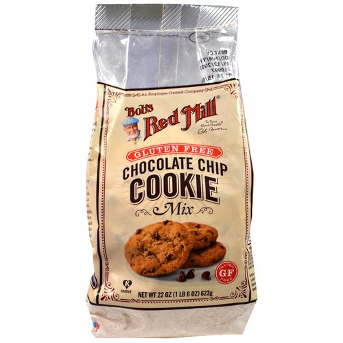 Gluten Free Chocolate Chip Cookie Mix (4 Pack)