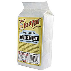 Bobs Red Mill Finely Ground Tapioca Flour (4 Pack)