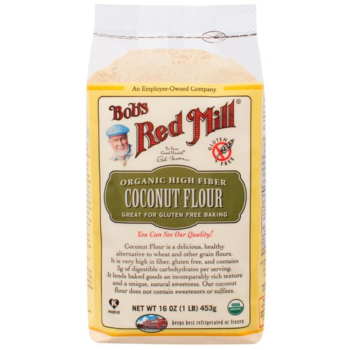 High Fiber Coconut Flour (4 Pack)