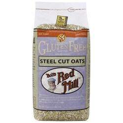Bobs Red Mill Gluten Free Steel Cut Oats