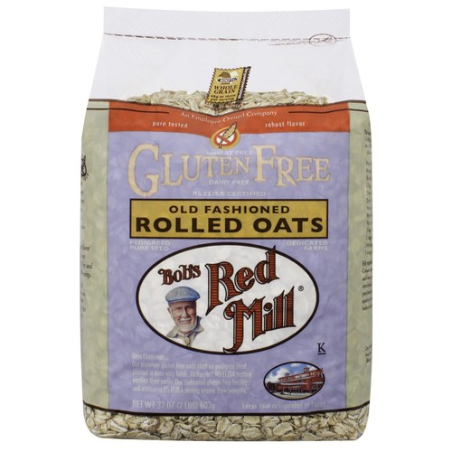 Gluten Free Whole Grain Rolled Oats