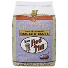 Bobs Red Mill Gluten Free Whole Grain Rolled Oats