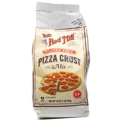 Bobs Red Mill Pizza Crust Whole Grain Mix (4 Pack)