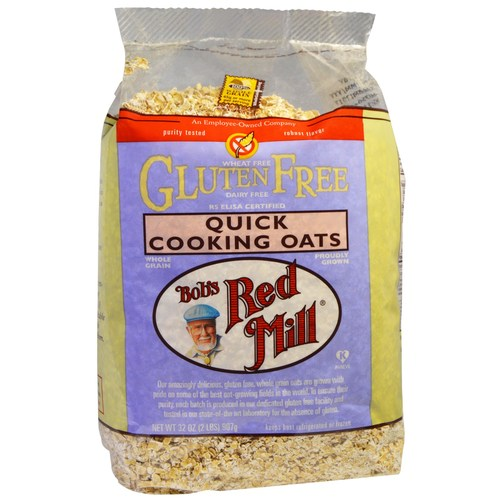 Gluten Free Quick Cooking Oats (4 Pack)