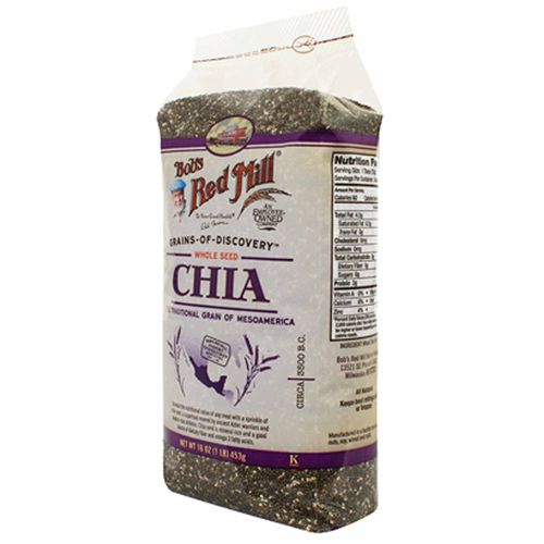 Chia Seeds (4 Pack)
