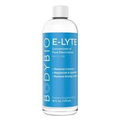 BodyBio E-Lyte Balanced Electrolyte Single Bottle