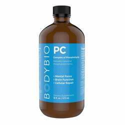BodyBio PC Liquid Complex of Phospholipids