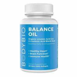 BodyBio Balance Oil Omega 3 and Omega 6 Essential Fatty Acids