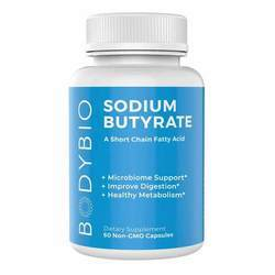 BodyBio Sodium Butyrate