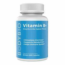BodyBio B Vitamins - High Dose