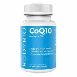 BodyBio CoQ10 100 mg