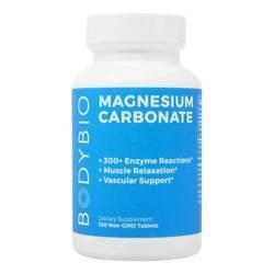 BodyBio Magnesium Carbonate 135 mg