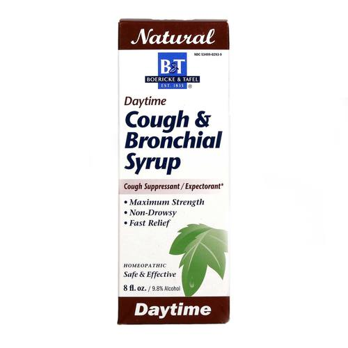 Cough & Bronchial Syrup