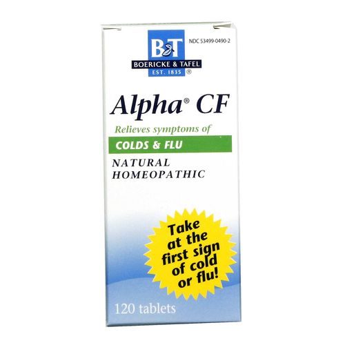 Alpha CF Colds and Flu