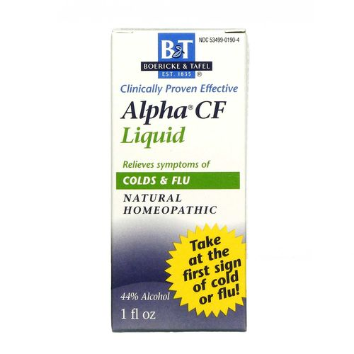 Alpha CF Cold and Flu Liquid