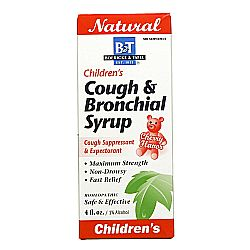 Boericke and Tafel Children's Cough  Bronchial Syrup