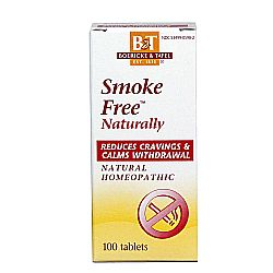 Boericke and Tafel Smoke Free Naturally