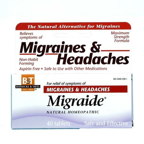 Migraide for Migraines & Headaches