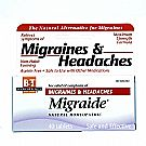 Boericke and Tafel Migraide for Migraines  Headaches