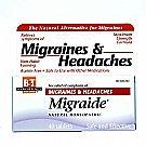 Boericke and Tafel Migraide for Migraines  Headaches