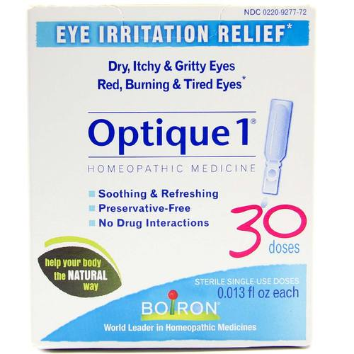 Boiron Optique 1 Eye Irritation Relief - 30 Doses - 110913_1.jpg
