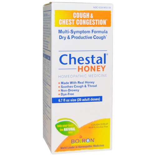 Chestal Honey