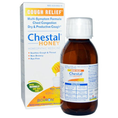 Chestal Cough Syrup