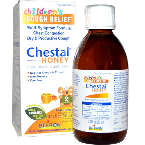 Children's Chestal Cough Syrup