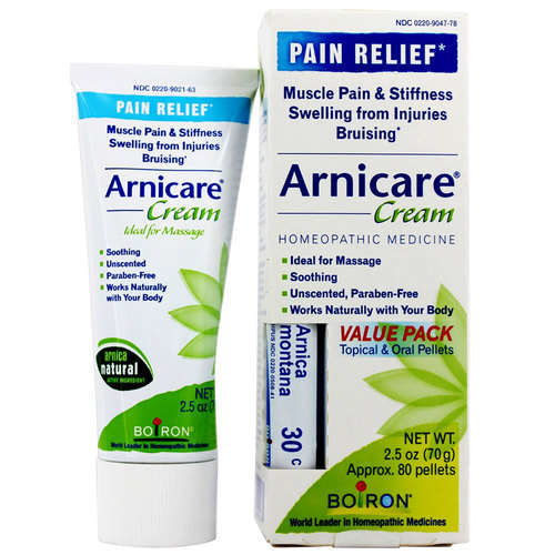 Boiron Arnicare Cream Value Pack  - 2 Product Pack - 25250_a.jpg