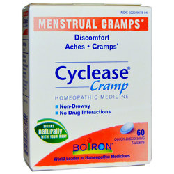 Boiron Cyclease Cramp Tablets