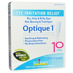 Boiron Optique 1 Eye Drops