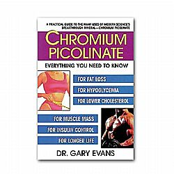 Books Chromium Picolinate by Gary Evans