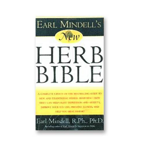 Herb Bible- Mindell