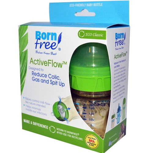 Wide Neck Baby Bottle