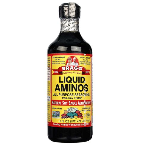 Liquid Aminos Natural Soy Sauce Alternative